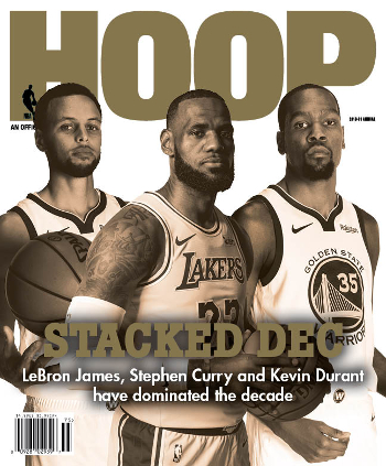 NBA Hoop Annual Magazine
